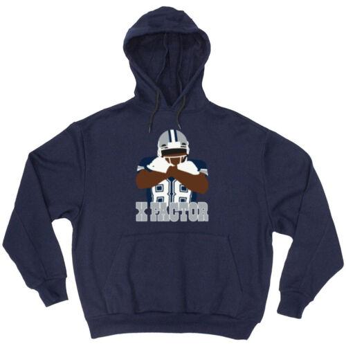 "Dez Bryant Dallas Cowboys /""XFACTOR PIC/"" jersey shirt Hooded SWEATSHIRT HOODIE"