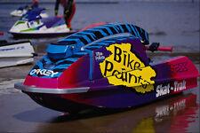 648028 Andrew Sidey Freestyle Jet Ski A4 Foto Impresión