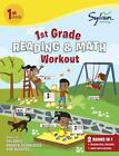 Sylvan Beginner Workbook: First Grade Reading and Math Workout by Sylvan Learning (2014, Paperback)
