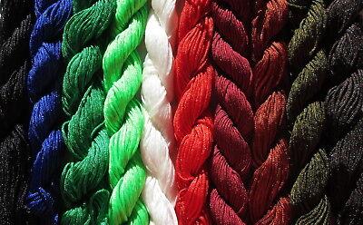 Lot de 24m fil de nylon 1mm bracelet shamballa création bijoux  vert