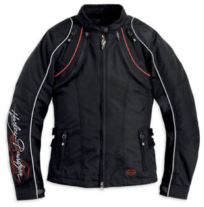 12vw Large Jacket Riding Switchback 98301 Destination Textile Womens Harley Xxx xXIRqwz0R