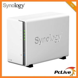 NEW-Synology-DiskStation-DS216SE-2-Bay-NAS-Server-DLNA-USB-RAID-Network-Storage