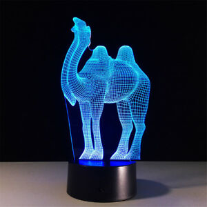 Camel-3D-Optical-Night-Light-7-Color-Change-Table-Desk-Decor-Sleeping-Lamp