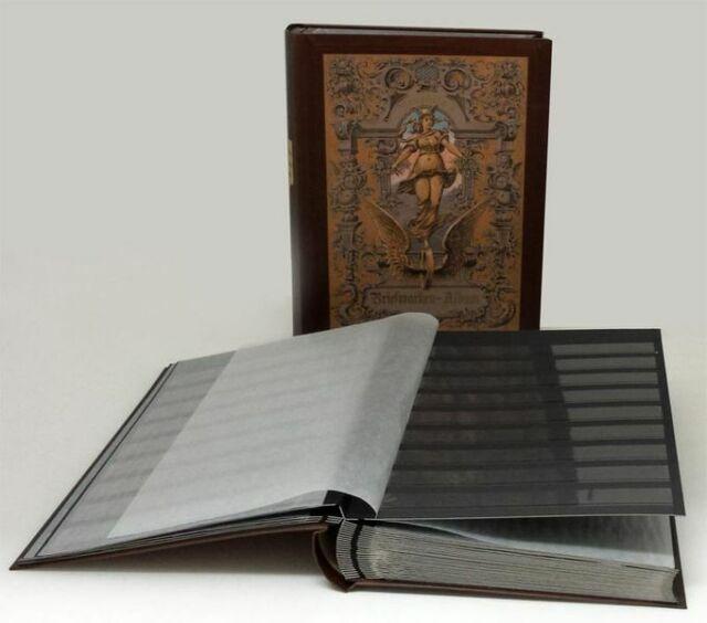 Prophila Francobolli album nostalgici, 60 pagine, interno nero