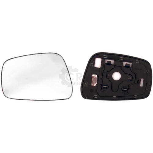 Spiegelglas Haltefuss rechts für Nissan PATHFINDER konvex Außenspiegel R51