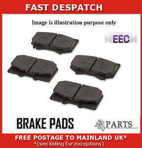 BRP1448-4318-REAR-BRAKE-PADS-FOR-VAUXHALL-VECTRA-VXR-2-8-2005-2006