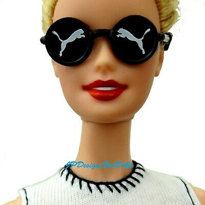 NEW 2018 Barbie Fashionista Doll Pink Sunglasses ~ Glasses ~ Clothing Accessory