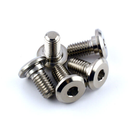 BMW R1200GS 10-13 Stainless Rear Disc Bolt Kit