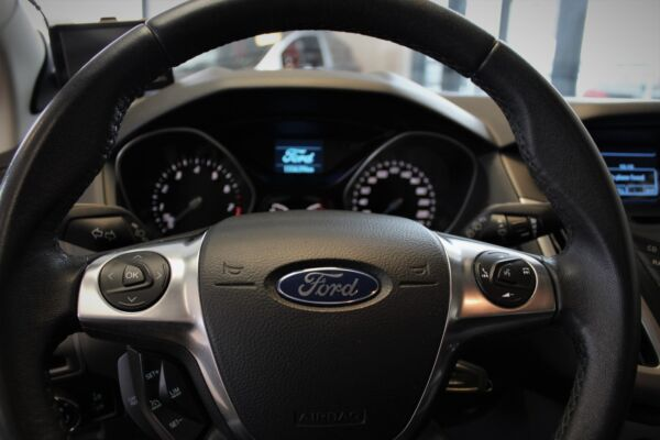 Ford Focus 1,0 SCTi 125 Edition stc. ECO billede 6