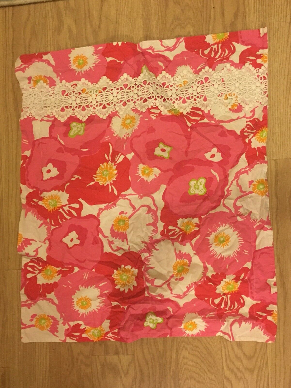 Lilly Pulitzer Garner Hill Twin Duvet Cover and Pillow Sham