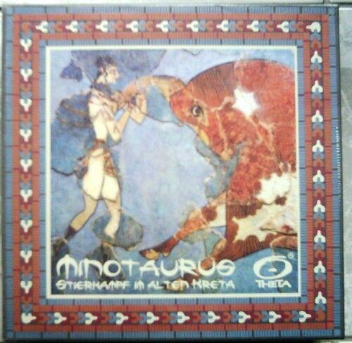 MINOTAURUS      PIATNIK - THETA  (OVP)