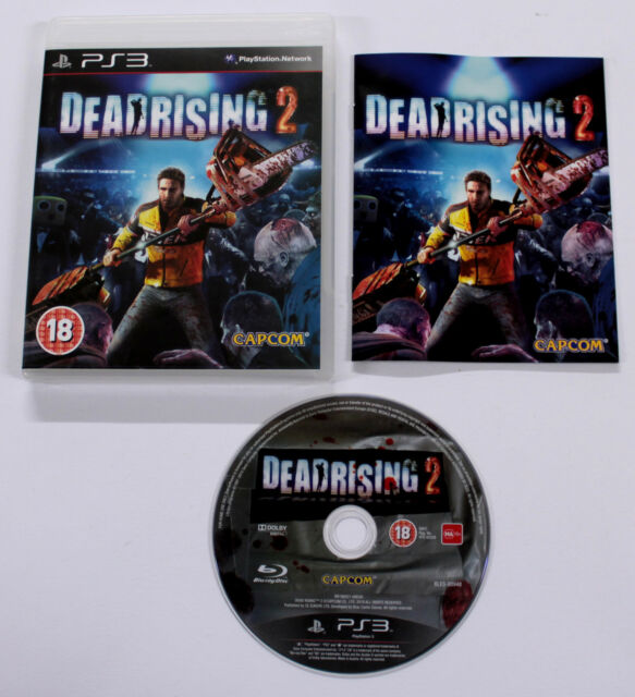 Sony PLAYSTATION 3 PS3 DEAD RISING 2 2010 Capcom BLES-00948