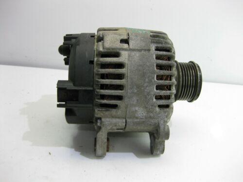 VW Sharan VR6 2,8L AYL 4 Motion V6 Lichtmaschine Generator 140A 06F903023C Valeo
