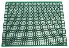 210 Pcs Single Sided Universal Pcb Proto Prototype Perf Board Fr 4 79 7x9 Cm