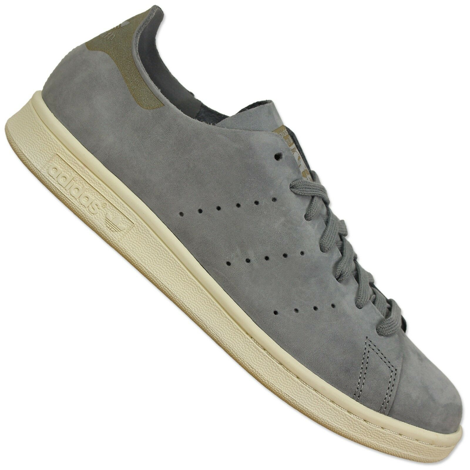 Adidas Originals Stan Smith s79465 Clean Cuir Basket s79465 Smith GRIS Chaussures 36 2 3 7d6ab7