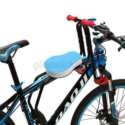 Chaise de siège avant de vélo de vélo enfant enfant de sécurité stable