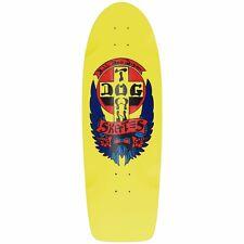 Dogtown Wes Humpston OG BULLDOG Reissue Skateboard Deck YELLOW DIP