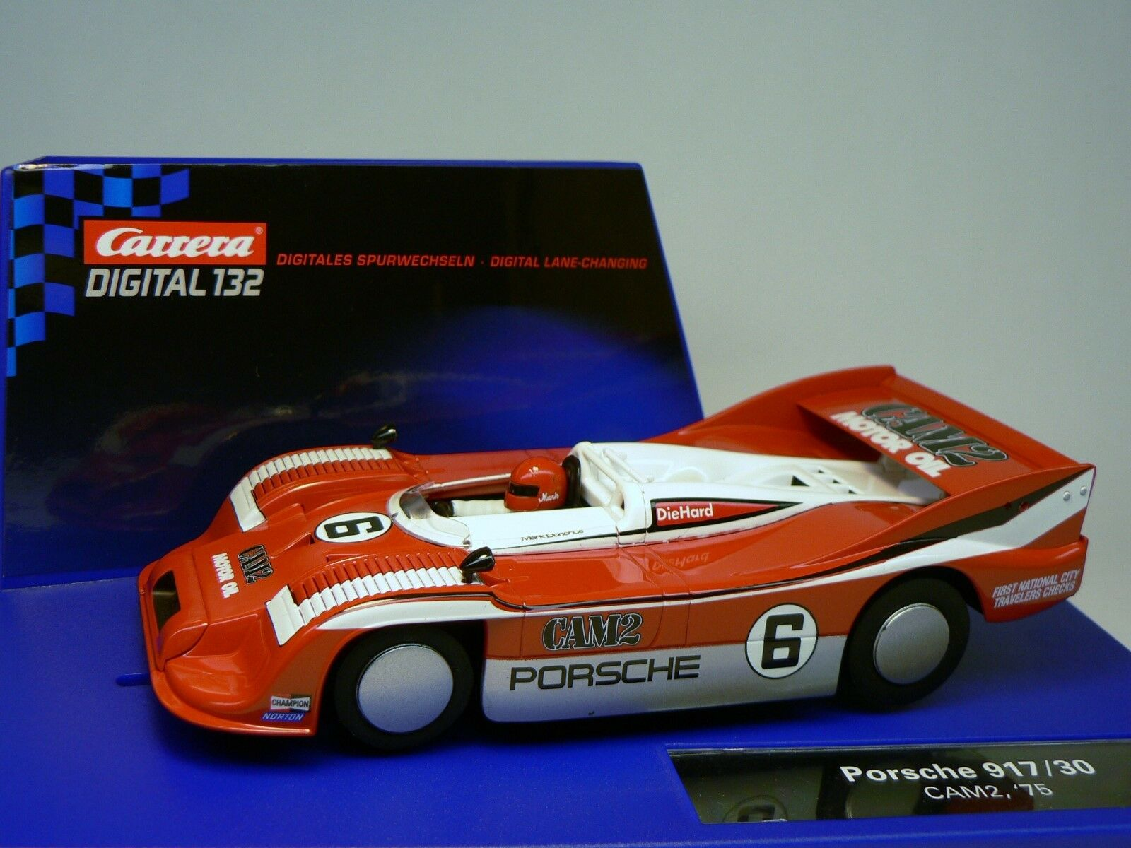 Carrera Digital 132 30522 Porsche 917 30 Cam2 `75 New