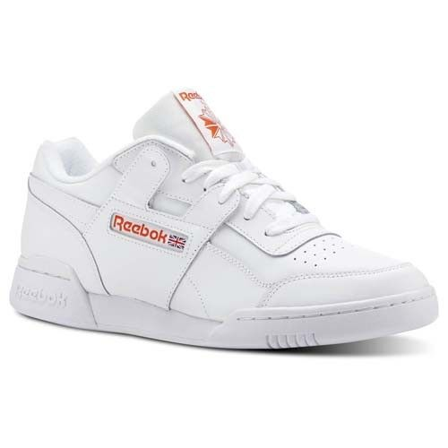 Reebok CN5203 Classic Work out Plue MU Casual shoes white sneakers