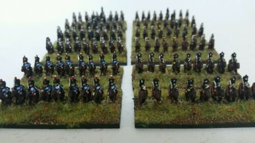 Baccus booster Pack 6mm Napoleonic French Cavalry