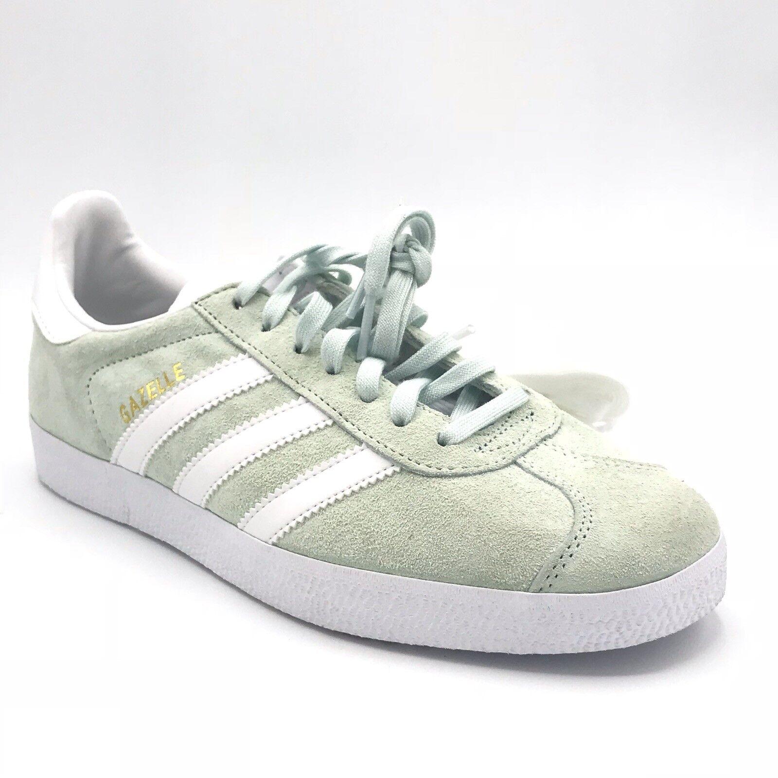 4fed2864cc191 Adidas Originals Originals Originals Gazelle Ice Mint Green Women s shoes  BA9599 c79092