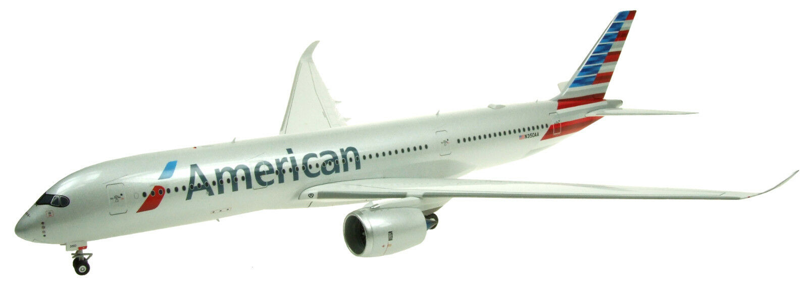 INFLIGHT 200 IF3501014U 1 200 AMERICAN AIRLINES A350-900 INC STAND FLAPS UP NEW