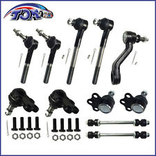 BRAND NEW 11 PC TIE ROD END SUSPENSION KIT FOR 00-01 DODGE RAM 1500 PICKUP RWD