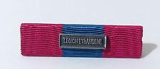 Rappel de médaille DEFNAT Défense Nationale Bronze avec agrafe LÉGION ÉTRANGÈRE