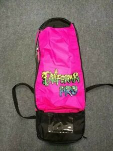 VINTAGE-80-CALIFORNIA-PRO-SKATEBOARD-CARRY-BAG-BACKPACK-OLD-SCHOOL-BOLSA-SKATE