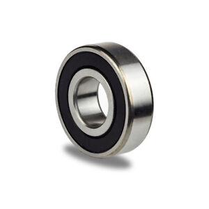 10pcs 6202-2RS 6202 RS 15x35x11mm Rubber Sealed Ball Bearing Miniature Bearing