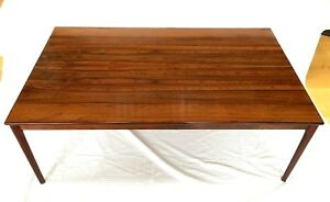 Image Is Loading MOBLER NORWAY ROSEWOOD DANISH MID CENTURY MODERN COFFEE