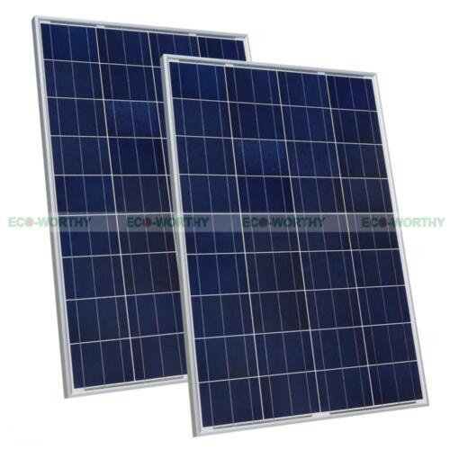 Mono Poly Solar Panel 160W 100W 90W 40W 25W 10W 5W Solar Modulr for Power Charge