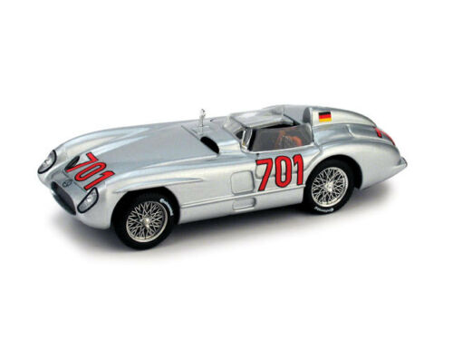 Mercedes 300 SLR Mille Miglia 1955 Karl Kling #701 1:43 2006 BRUMM