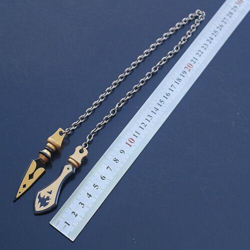 """1//6 Scale fate enkidu Weapon Model For 12/"""" Male /& Female Body"""