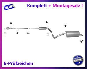 Auspuffanlage-ab-Kat-Skoda-Fabia-II-542-Combi-545-1-2-TSI-Auspuff-Montagesatz