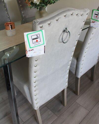 Velvet Dining Chairs Dark Grey,Light Grey,Cream,Mink