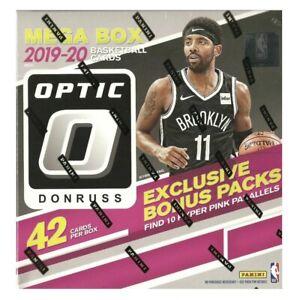 2019-20-Panini-Donruss-Optic-NBA-Basketball-Mega-Box-Zion-Ja-Lebron-Luka