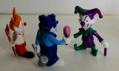 2 Emballé Sets chacune contiendra les mêmes 6 Psycho Clown Homies Homie clowns