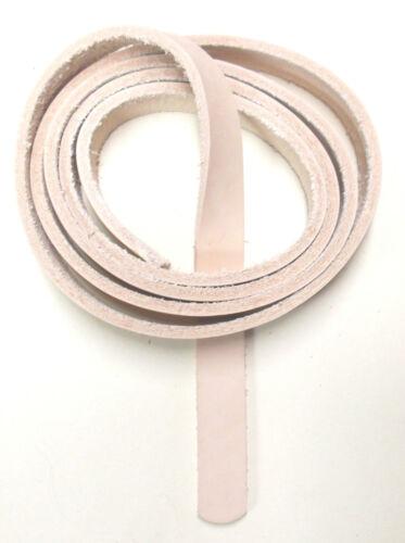 Gürtelriemen Blanklederriemen #757# Gürtelrohling 10 mm