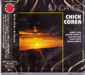 CHICK-COREA-SUNDANCE-JAPAN-CD-Ltd-Ed-C65