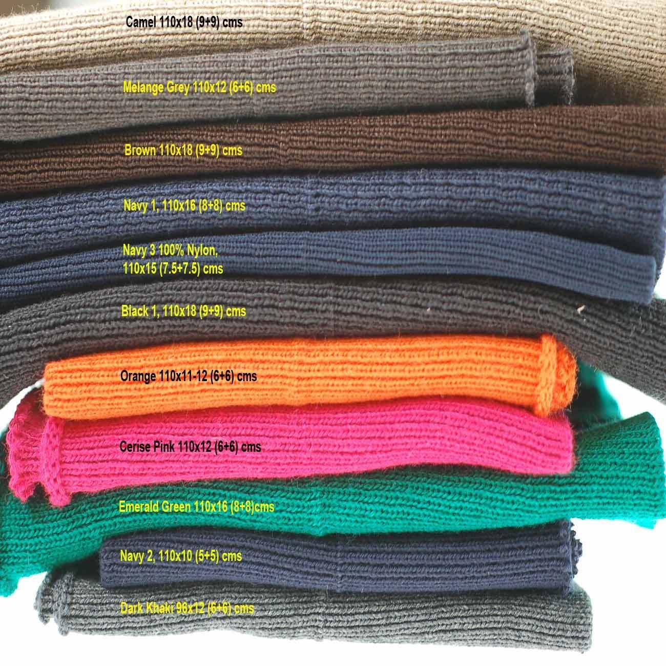 e3879c4ab3 Dettagli su A maglia Fascia vita Tessuto Costine, Materiale Elastico, 11  Colori Al Metro