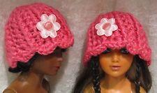 Tiffany Taylor & Magic Hair Crissy Doll Clothes HAT #13 Crochet Beanie CAP