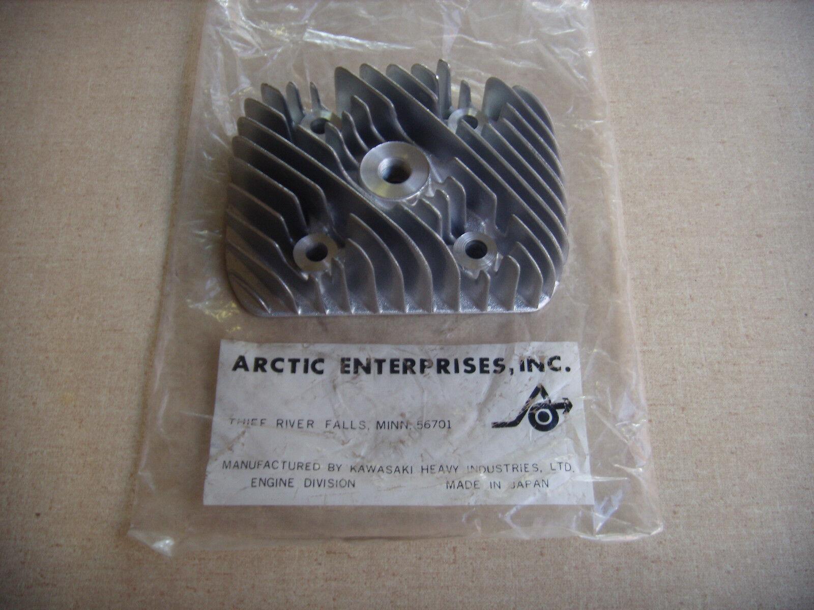 Vintage Arctic Cat NOS Cylinder Head 3000-230 440 Kawaski '71-'72