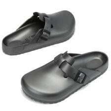 a2a25ad7d7d7b1 Birkenstock Boston EVA Clog Sandals Strap Slides Mens Womens Unisex Shoes