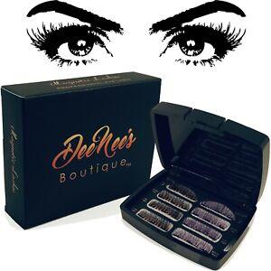 Magnetic-Eyelashes-3D-Reusable-Long-Mink-False-Fake-Halloween-Extension-Lashes
