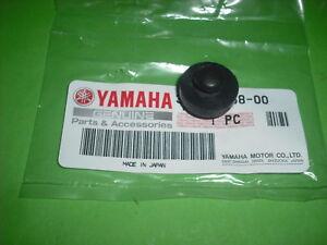 Auspuff Yamaha XT600 XT 43F TT600 TT350 TT 36A 59X 3SW Seitendeckel Gummi