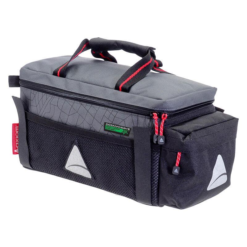 Axiom Seymour Oceanweave Trunk Bag Bag Axiom Trunk Seymour O-weave 19 Gy bk