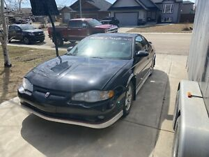 2002 Chevrolet Monte Carlo Limited Edition