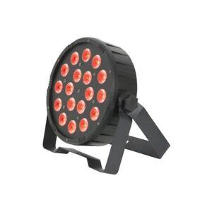 Qtx-par-100-Haut-puissance-3-in-1-LED-Plastique-Peut-Dj-Disco-Fete-Lumiere-Effet