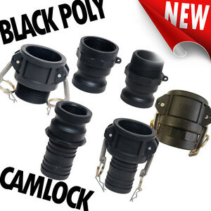 CAMLOCK-HOSE-COUPLING-FITTING-MALE-FEMALE-TYPE-A-B-C-D-E-F-DC-DP-CAM-amp-GROOVE